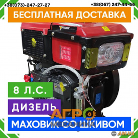 Двигатель FORTE Д-81