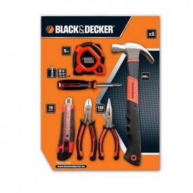 Набор инструментов универсальный BLACK+DECKER (BDHT0-71630)