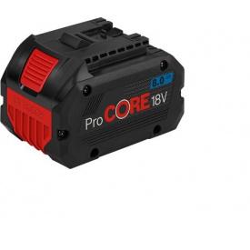 Аккумулятор BOSCH Li-Ion ProCORE18V 8,0Ah (1600A016GK)