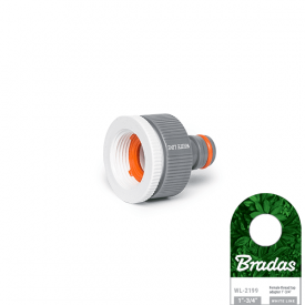 Адаптер редукционный Bradas WHITE LINE 1х3/4 (WL-2199)