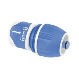 """Швидкознімний коннектор Aquapulse 1/2""""-5/8""""-3/4"""" з функцією СТОП (AS 107)"""