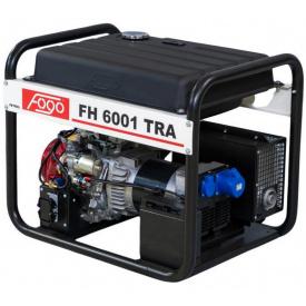 Генератор бензиновый FOGO FH6001TRA