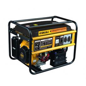 Генератор бензиновый Sigma 6.0/6.5кВт, 4-тактный электрозапуск (5710341)
