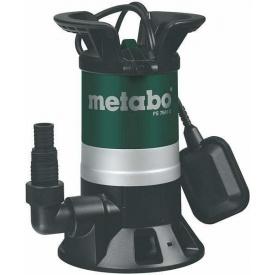 Насос погружной для грязной воды Metabo 450Вт PS 7500 S (0250750000)