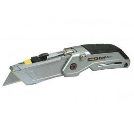 Нож STANLEY FatMax Folding Twin-Blade 180 мм 2 выдвижные трапециевидные лезвия (XTHT0-10502)