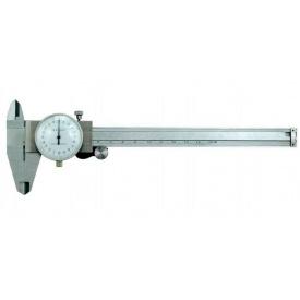 Штангенциркуль аналоговый VOREL150мм (15220)