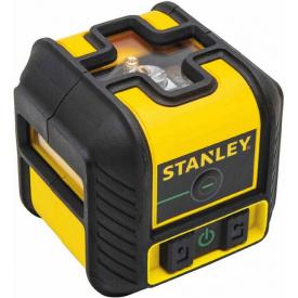 Нивелир лазерный STANLEY Cross90 Green (STHT77592-1)