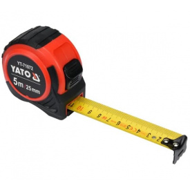 Рулетка YATO 5мx25мм (YT-71072)