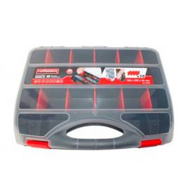 Органайзер пластиковый Haisser Domino 36 с регулируемыми секциями 364x268x66мм (65555)