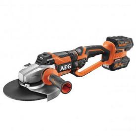Болгарка аккумуляторная AEG BEWS18-230BLLI-60