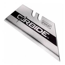 Лезвия запасные STANLEY Carbide трапециевидные, 62x19мм, 5шт (0-11-800)