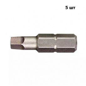 Набор бит DeWALT S3, 25 мм, 5 шт (DT7172)