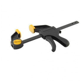 Струбцина столярная MasterTool автоматическая 150x60мм, 800Н (07-0400)