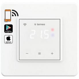 Wi-Fi терморегулятор terneo sx с сенсорным управлением