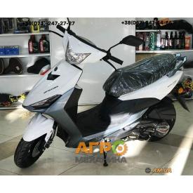 Скутер MotoLeader ML125 JOG (Белый)
