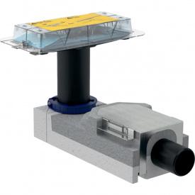 Geberit Набор для дренажных каналов CleanLine конструкции пола высотой от 90 мм L30cm 154.150.00.1
