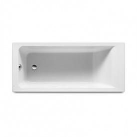 EASY ванна 150x70см акриловая прямоугольная с ножками объём 161л Roca A248196000