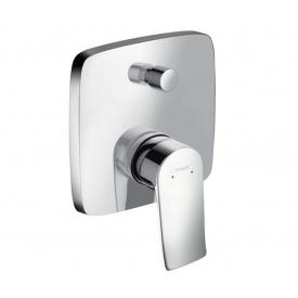 Metris Смеситель для ванны однорычажный встраиваемый HANSGROHE 31454000