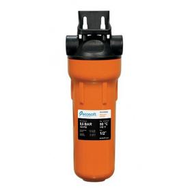 Фільтр механічного очищення для гарячої води Ecosoft 1/2 картридж в комплекті FPV12HWECO