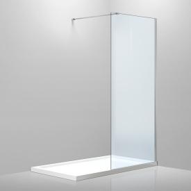 Стенка 1200x2000 мм каленое прозрачное стекло 8мм VOLLE 18-08-120H