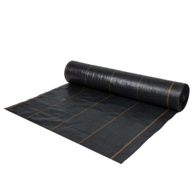 Агроткань Bradas чорна 3,2х50м 110г/м2 (ATBK11032050)