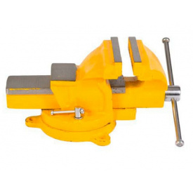 Тиски слесарные MASTER TOOL поворотные 200мм (07-0220)
