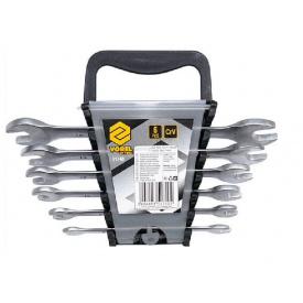 Ключи гаечные VOREL М6-17мм 6шт (51740)
