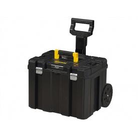 Ящик для инструмента STANLEY FatMax TSTAK с телескопической ручкой 430x630x490 мм (FMST1-75753)