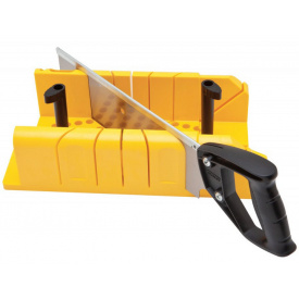 Стусло STANLEY с ножовкой и фиксаторами 220x80x40 мм (1-20-600)