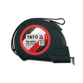 Рулетка YATO 5мx25мм (YT-7111)