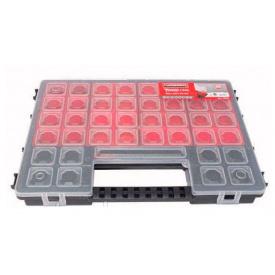 Органайзер пластиковый Haisser Tandem C400 с регулируемыми секциями 385x283x50 мм (65558)