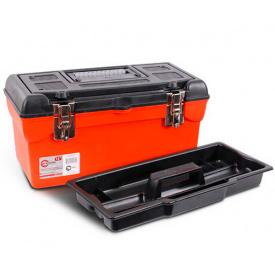 """BX-1116 Ящик для інструменту з металевими замками 16 """"396x216x164 мм"""