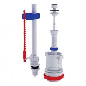 Сливной/наливной механизм для унитаза ANI Plast FV4550M (WC4550M)