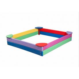 Пісочниця кольорова SportBaby 1
