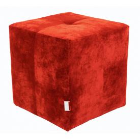 Пуфик Кристи Richman 40 x 40 x 45Н Fint Terrakota Красный