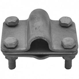 З'єднувач до заземлювача KOVOFLEX (смуга/блискавкоприймач) (OSJ01ZHDG)