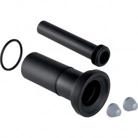 Подсоединительный комплект Geberit для подвесного унитаза 90 и 45 мм 26,5 см 152.438.46.1