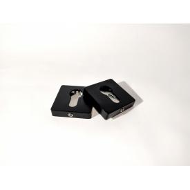Накладка під ключ LEX AF31-ЕТ-BLACK чорна (109)