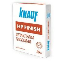 KNAUF HP Finish универсальная финишная шпаклевка на основе гипса, 25 кг