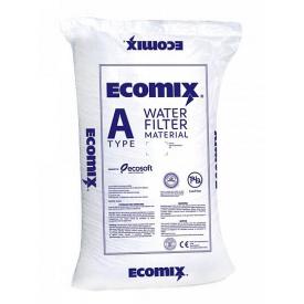 Фільтруючий матеріал Ecosoft Ecomix А мішок 12кг ECOMIXA12