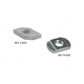 Канальная гайка Walraven BIS 651A WM0 1-35 M10 мм 6513010