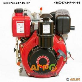 Двигатель Weima WM 178FES(R) (редуктор)