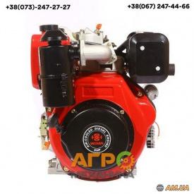 Двигатель Weima WM 186FBSE(R) (редуктор)