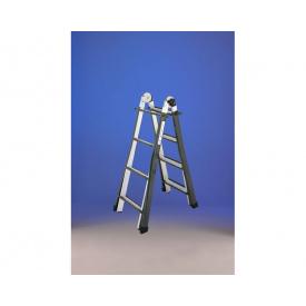Драбина телескопічна SVELT SERAFINA MIX 9+9 сходинок