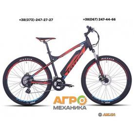Электровелосипед E-bike E18B207-29-02 (красный)