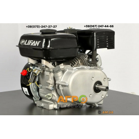 Двигатель Lifan LF168F-2R (редуктор с центробежным сцеплением)
