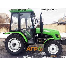 Трактор DW 404DRC с кабиной