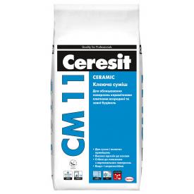 Клей для керамической плитки Ceresit CM 11 5 кг