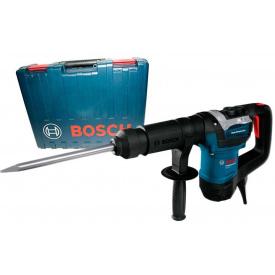 Отбойный молоток Bosch Professional GSH 501 SDS-Max в чемодане с пикоподобным зубилом