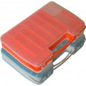 Коробка рыболова Aquatech 2546 2-хсторонняя 14-46 ячеек (1697.00.26)